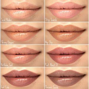 NWIB Too Faced Natural Nude Lipstick Nipslip